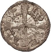 1 Pfennig - Bernd von der Borch (Riga) – reverse