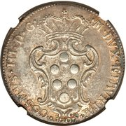 1 Pezza Della Rosa - Cosimo III – obverse