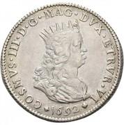 1 Tollero - Cosimo III – obverse