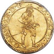 1 Ongaro - Cosimo III – obverse