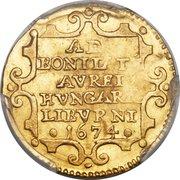 1 Ongaro - Cosimo III – reverse