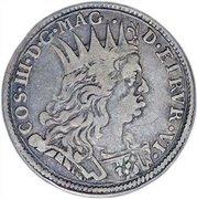 ¼ Tollero - Cosimo III – obverse