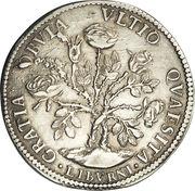 1 Pezza della Rosa - Cosimo III – reverse