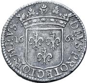 Luigino - Giovanni Andrea III Doria – reverse