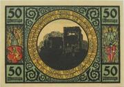 50 Pfennig -  reverse
