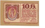 10 Heller (Lofer) -  obverse