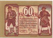 60 Heller (Lofer) -  obverse
