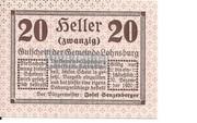 20 Heller (Lohnsburg) -  obverse