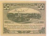 50 Heller (Lohnsburg) -  reverse