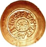 1 Tremissis - Desiderius (Treviso) -  reverse
