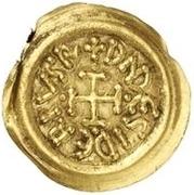1 Tremissis - Desiderius (Piacenza) -  reverse