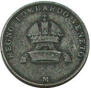 5 Centesimi - Ferdinand I – obverse