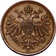 1 Soldo - Franz Joseph I -  obverse