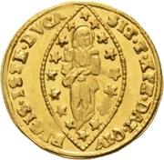 1 Zecchino - Franz I – reverse