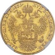 1 Sovrano - Franz I – reverse