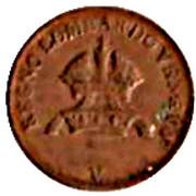 1 Centesimo - Ferdinand I – obverse