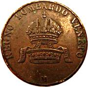 10 Centesimi - Franz Joseph I – obverse