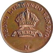 1 Centesimo - Franz Joseph I – obverse