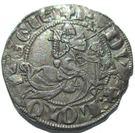Double Denier Ferri IV (1312-1328) – obverse