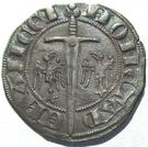 Double Denier Ferri IV (1312-1328) – reverse
