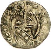 Denier - Charles II (Nancy mint) – obverse