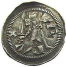 Denier - Ferri IV  (1312-1328) – obverse