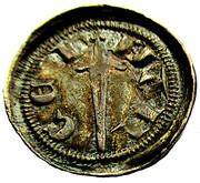 Denier - Ferri IV  (1312-1328) – reverse