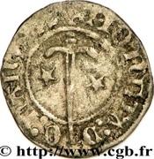 Denier - Charles II (Nancy mint) – reverse