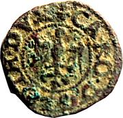 Denier - Charles III (Alerion & sword) – obverse