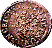Groschen - Charles III – reverse