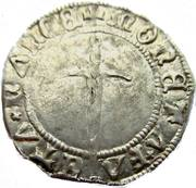 ½ Gros - Francois I – reverse