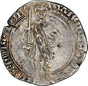 ½ Groschen - Charles II – obverse