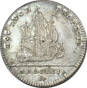 Medal - Karl Alexander von Lothringen (Maritime advancements) – reverse