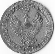 30 Deniers - François III – obverse