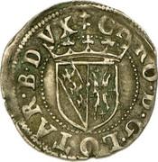 Sol - Charles III – obverse