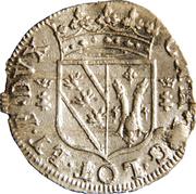 Groschen - Charles IV – obverse
