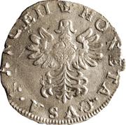 Groschen - Charles IV – reverse