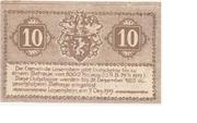 10 Heller (Losenstein) -  reverse
