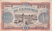 50 Centimes - Chambres de Commerce du Lot – obverse