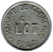 10 Centimes (Lot) – obverse