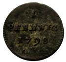 1 Pfennig - Dominik Konstantin – reverse