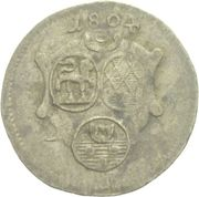 3 Kreuzer (Joint Coinage - Type 3 Arms) – obverse