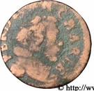 1 Denier, 1 Pfennig - Ferdinand Karl (Type 6) – obverse