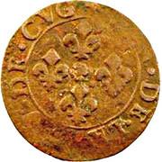 1 Denier, 1 Pfennig - Ferdinand Karl (Type 7) – reverse