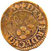 1 Denier, 1 Pfennig - Ferdinand Karl (Type 3) – reverse