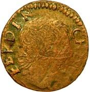 1 Denier, 1 Pfennig - Ferdinand Karl (Type 8) – obverse