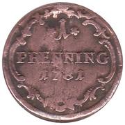 1 Pfenning - Karl Thomas – reverse