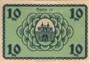 10 Pfennig (Lüben) – reverse