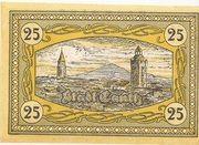 25 Pfennig (Canth) – reverse