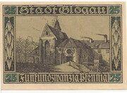 25 Pfennig (Glogau) – reverse
